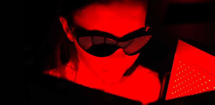 traitement par LED à Valence - Dr Brun